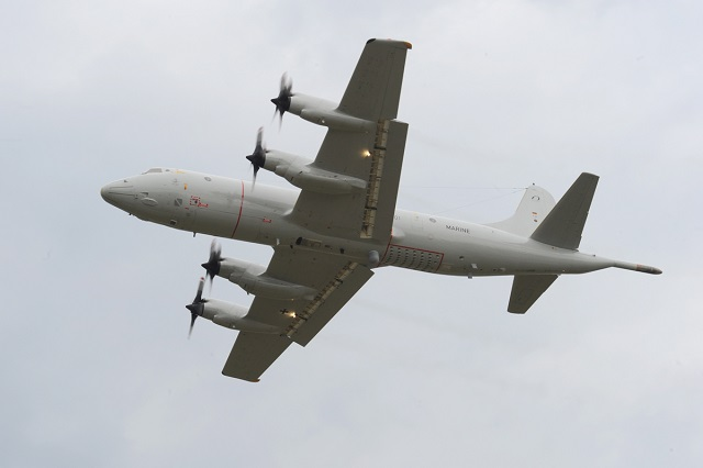 Officials from the German government, Lockheed Martin, and Airbus Defense and Space GmbH signed a contract in ceremonies in Koblenz, Germany, on 22 July 2015 for the upgrade of the German Navy P-3C Orion maritime patrol aircraft fleet.