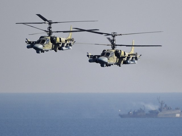 Construction of Ka-52K helicopters not connected with Mistral delivery according Russian Minister