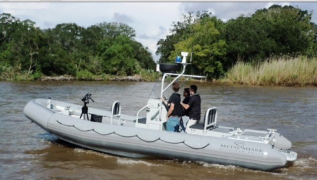 Louisiana-based shipbuilder Metal Shark has been awarded a $15,309,410 firm-fixed-price, indefinite-delivery/indefinite-quantity contract for the construction of 7-meter rigid hull inflatable boats (RHIBs) in support of future Foreign Military Sales (FMS) requirements. The award includes options that, if exercised, will bring the total contract value to $47,408,209.