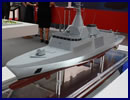While DCNS was showcasing a new GOWIND 1000 OPV design last year at Balt Military Expo, French company DCNS is now proposing the much larger GOWIND 2500 at MSPO 2015, the International Defence Industry Exhibition in Poland which takes place in Kielce, Poland, from the 1 to 4 September 2015.