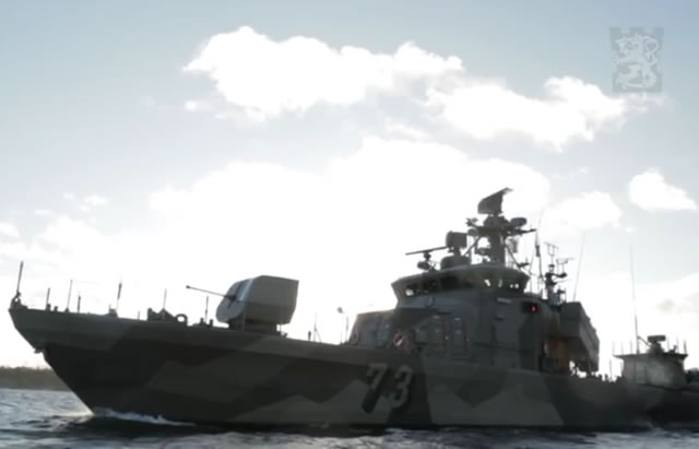 The Finnish Navy (Merivoimat) released a video explaining its operations, main missions as well as its plan for the acquisition of four multi-roles surface vessels.