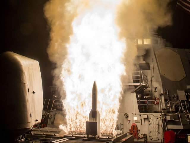 US Navy SM-6 test displays missile's improved capability