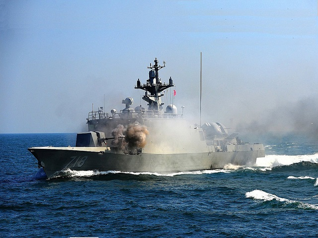 "The Republic of Korea (ROK or South Korea) Navy fired warning shots at a DPRK (North Korean) patrol boat. According to the South Korean defense ministry, the patrol boat crossed the disputed Yellow Sea border just before 7am (2300 GMT Sunday). It ""quickly retreated"" at 7.15am after five warning shots were fired by a naval gun, a ministry official said."