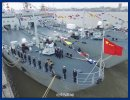 A new type of tank landing ship has officially joined the People's Liberation Army's naval force. A launching ceremony was held in a military port belonging to the East China Sea Fleet, unveiled the local media CCTV on Jan. 13, 2016.