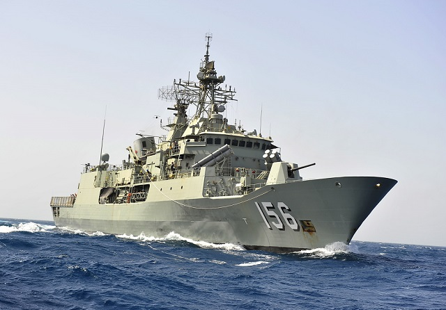 Defence and security company Saab has received an order from the Australian Government regarding sustainment of the combat system on Australia's ANZAC class frigates. The order value amounts to AUD 37 million (approximately SEK 248 million) and covers services from July 2016 until December 2017.