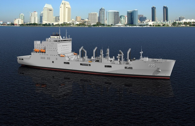 General Dynamics NASSCO, a subsidiary of General Dynamics, has been awarded a contract by the U.S. Navy for the detailed design and construction of the next generation of fleet oilers, the John Lewis class (TAO-205), previously known as the TAO(X). This contract is for the construction of six ships.