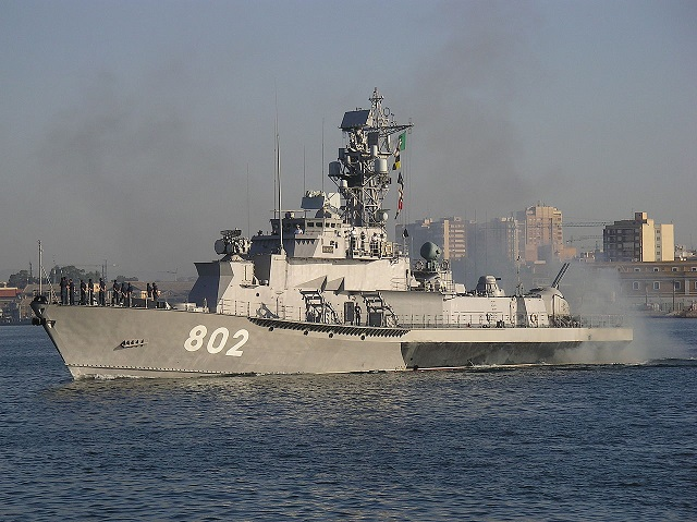 Russia`s Almaz Central Marine Design Bureau (a subsidiary of the United Shipbuilding Corporation, Russian acronym: OSK) is planning to upgrade Algeria`s Project 1234EM (NATO reporting name: Nanuchka-class) corvette beyond 2015, according to the company`s 2015 annual report.