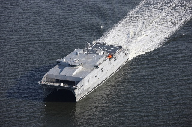 Austal USA was awarded a $326 million contract for the 11th and 12th Expeditionary Fast Transport ships (EPF) by the U.S. Navy late yesterday. This new contract supplements the 2008 fully-funded EPF 10-ship block-buy agreement bringing Austal's current build to a 12 ship program valued at $1.9 billion. These ships grow Austal's order book, extending the company's production under contract into 2022.