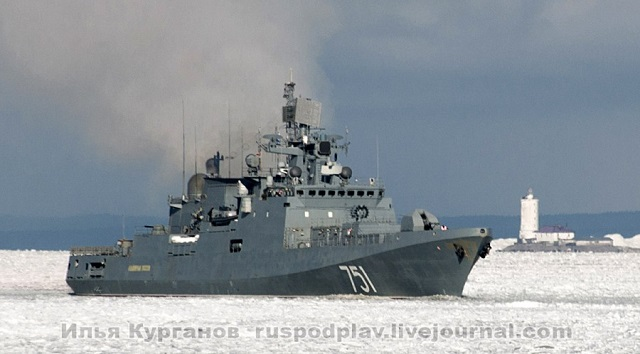 "The Project 11356 frigate Admiral Essen has left the Russian Baltic Fleet's Leningrad Naval Base and gone to the Barents Sea to continue its state trials, the Russian Western Military District's press office said on Wednesday. ""After the frigate covers a distance of about 2,000 nautical miles, the crew will continue testing its equipment and weapons at Northern Fleet sea ranges as part of its state trials,"" the press office said."