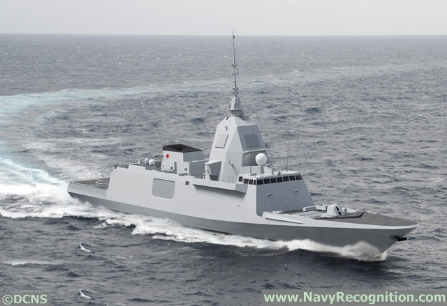 DCNS Confident its FREMM is the Right Solution for the Royal Canadian Navy CSC Program