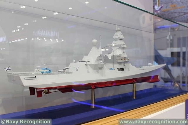 Future Russian Navy Project 23560 Leader-class Nuclear-Powered Destroyers to Slip Behind Schedule