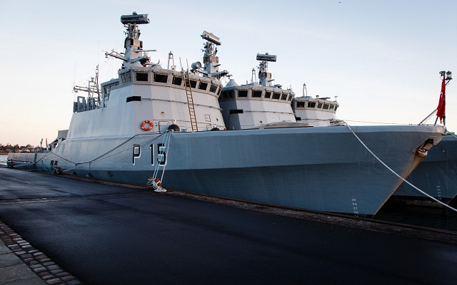 fourth danish patrol ship transfered to lithuania navy
