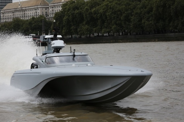 The UK Ministry of Defence has signed a licence agreement with ASV Global allowing for the use of its Advanced Unmanned Surface Vehicle (USV) Capability technology. The contract has been signed through Ploughshare Innovations, the technology transfer arm of the Defence Science and Technology Laboratory (Dstl).