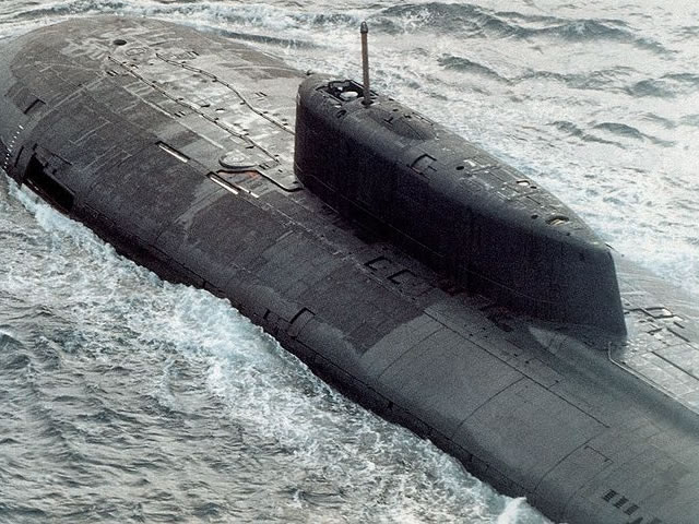 Russia's Tekhmash launches production of hydroacoustic coating for latest submarines