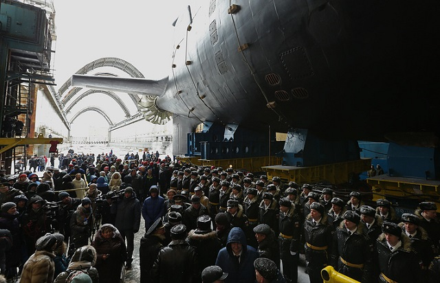 Russia starts testing Project 885M Yasen-M nuclear-powered submarine K-561 Kazan