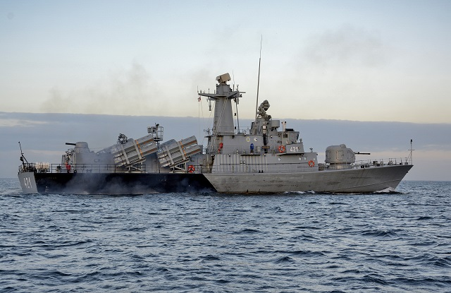Saab Receives Order for Maintenance of Polish Navy´s RBS15 Mk3 Missiles