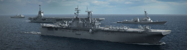 US Navy's Enterprise Air Surveillance Radar Completes Major Design Review