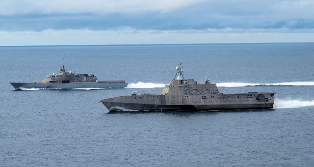 European Naval Shipbuilders Weighing their Options for US Navy FFGX Program