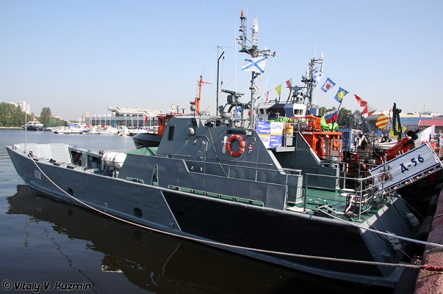 Project 11770 Serna class landing craft