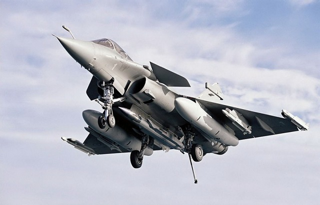 Rafale M ASMP A nuclear missile French Navy Marine Nationale