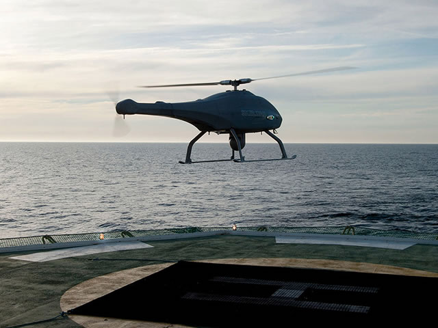 UMS SKELDAR V 200 VTOL UAV Indonesia