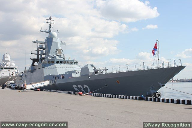 Northern Shipyard to hand over two corvettes project 20380 to Russian Navy in 2018 640 001