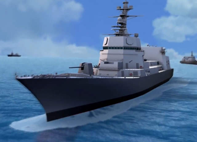 ROC Navy Future Destroyer DDG Taiwan NCSIST