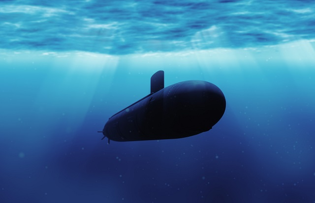 BAE Systems MOCCA Submarine DARPA ASW