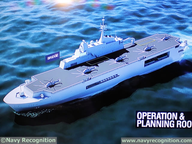 IMDEX Asia 2017: ST Marine Unveiled the Endurance 170 LHD