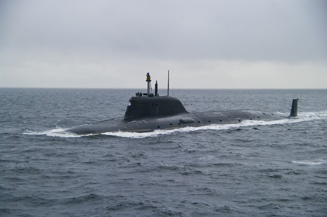 Project 885 Yasen class Severodvinsk Russia
