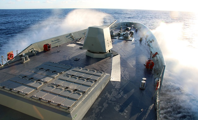 RAN AWD Hobart successfully completes Sea Acceptance Trials 1