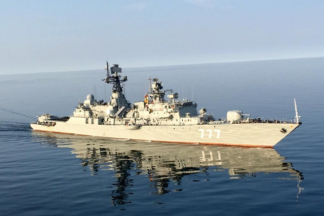 Project 11540 frigate Yaroslav Mudry to undergo dock repairs in northwest Russia