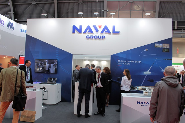 Naval Group MSPO 2017 1
