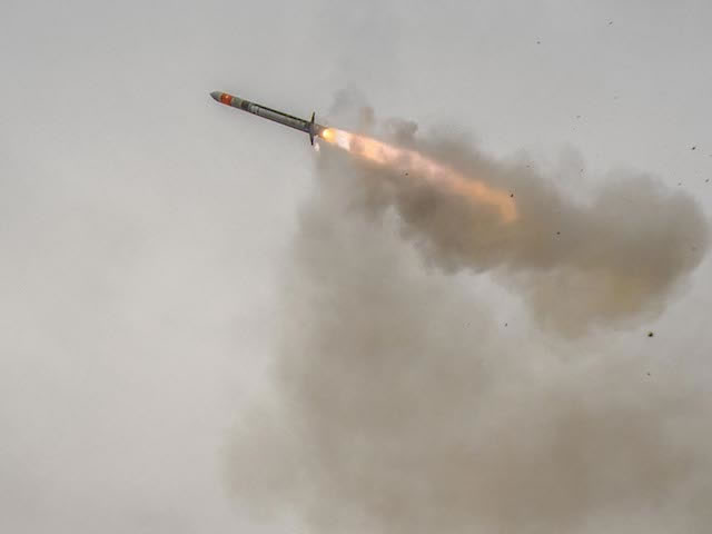 Sea Ceptor firing CAMM MBDA Royal Navy 1