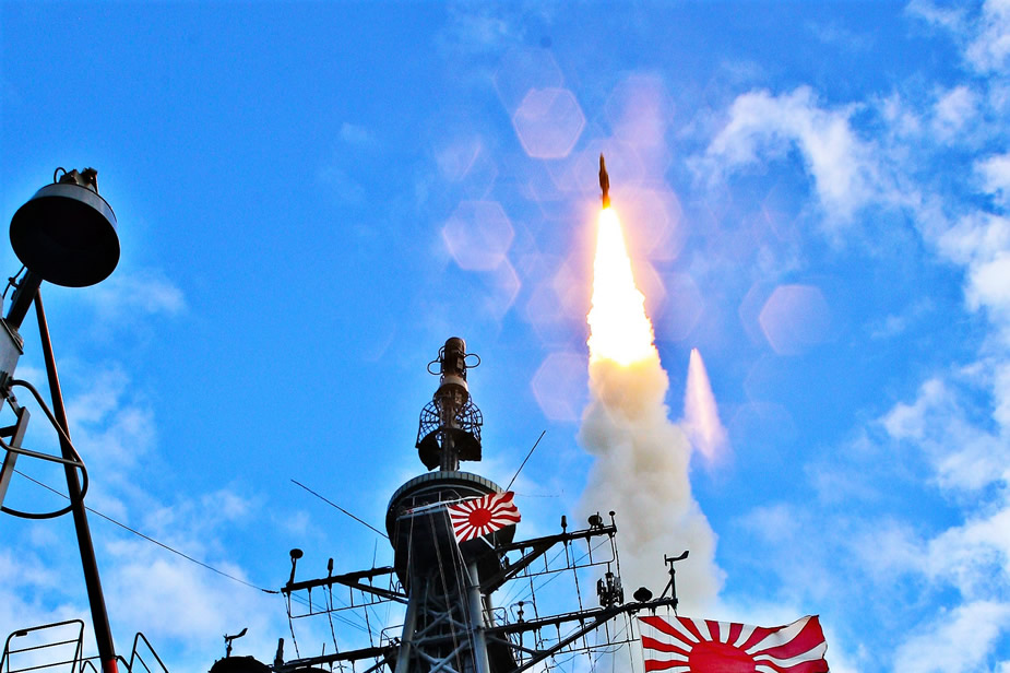 United States Clears SM 3 Missiles FMS to Japan