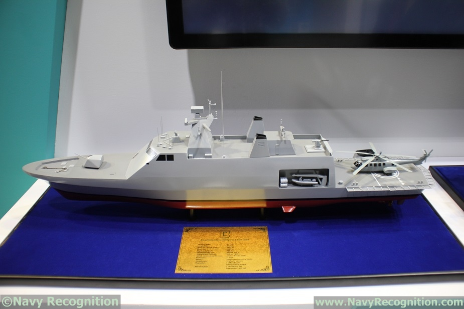 DSA 2018 Boustead Unveils NGPV Batch II Proposal for Malaysia 2