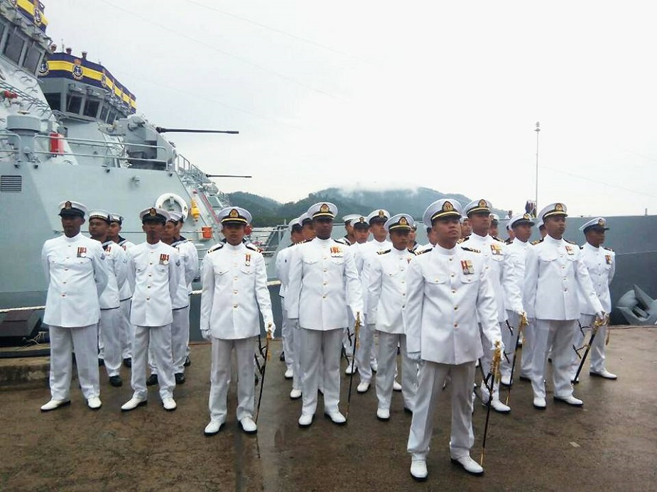 Royal Malaysian Navy Commissioned Two Naval Training Ships 2