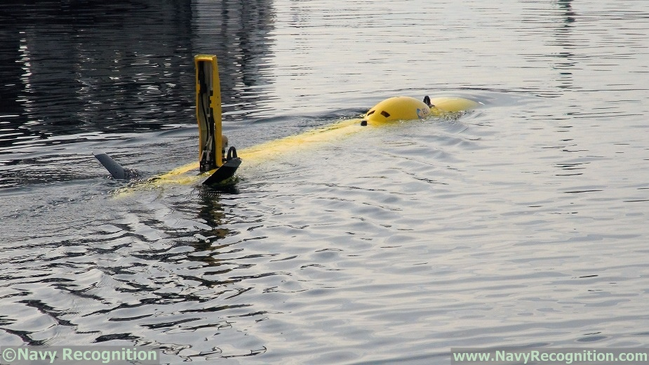 ECA Group unveils the A18 M mid size AUV for mine warfare 3
