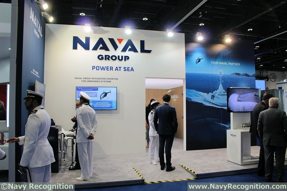Naval Group at UMEX 2018 in Abu Dhabi