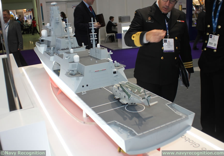 the type 26 global combat ship frigate 2