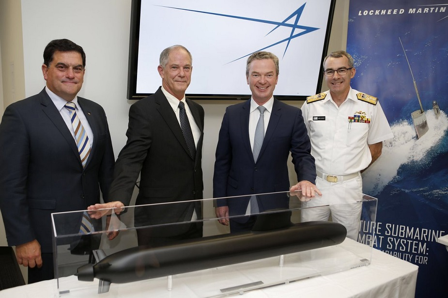 Australia Future Submarine Combat System Continues To Make Progress