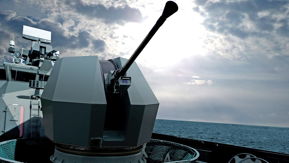 BAE Systems awarded 40 Mk4 Naval Gun contract for Finland Bofors