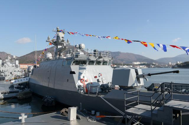 Last Gumdoksuri class PKX A patrol vessel commissioned with ROK Navy