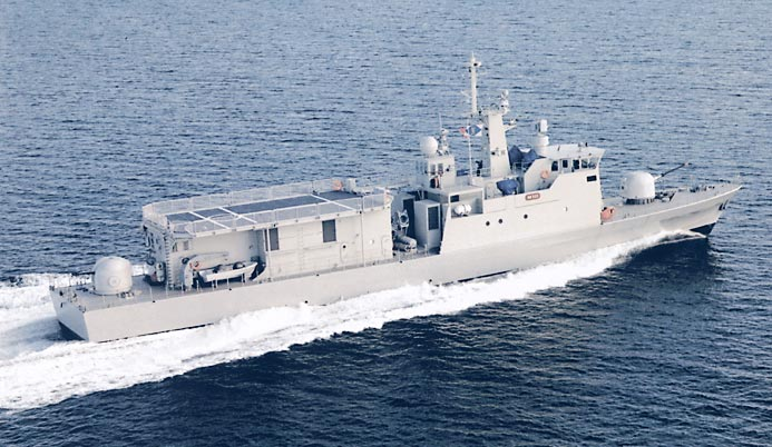 Leonardo delivers first upgraded Al Manama ship to Royal Bahrain Naval Force 2