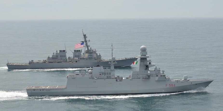 Fincantieri FREMM Frigate A True Global Capable and Proven Warship