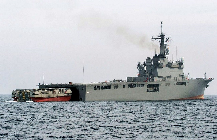 Japan Ground Self Defense Forces to Purchase Transport Ships 1