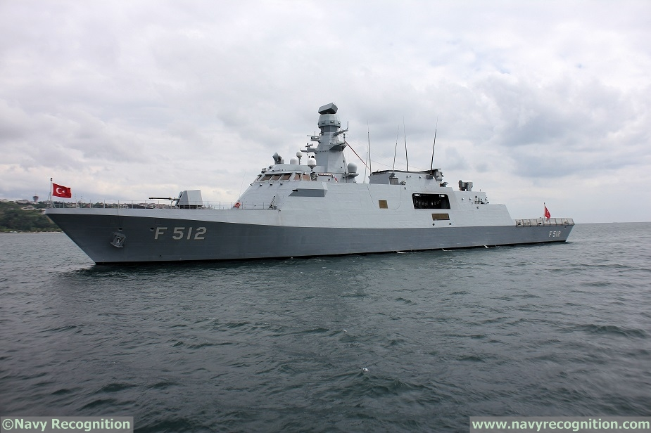 Pakistan Navy Procuring 4 MILGEM Type Corvette from Turkey