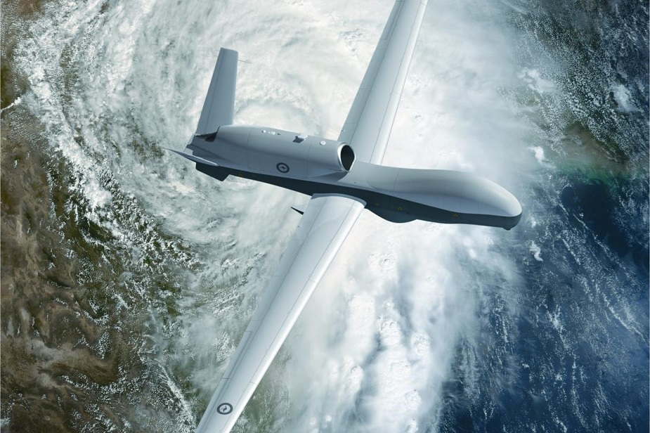 Australia Signs MoU for MQ 4C Triton Unmanned Aircraft System