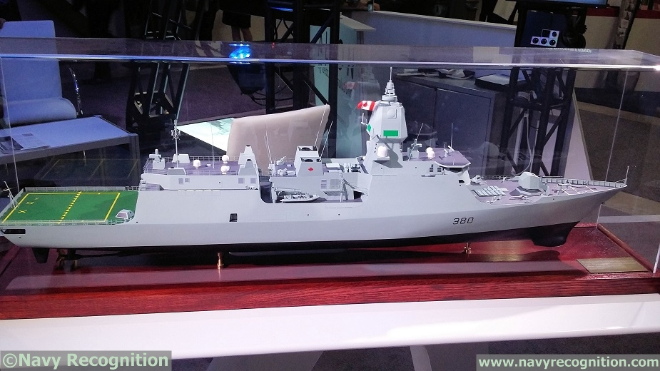 GE Pitching LM2500 Gas Turbine for Canadas Surface Combatant Program
