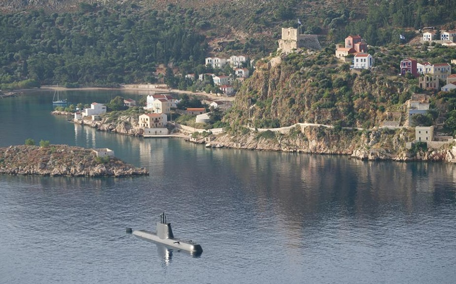 Hellenic Navy RFI for the procurement of heavyweight torpedoes